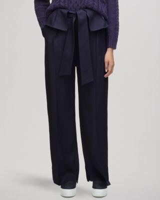 Whistles Trousers - Haru Folded | Bloomingdale's
