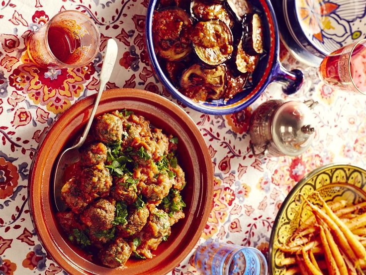 Discover Moroccan comfort food at its best. Let these fabulous meatball recipes serve as inspiration for your next family or casual company dinner.