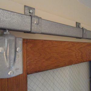 Best 25 Barn Door Track System Ideas On Pinterest