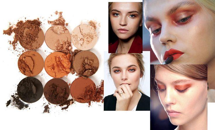 Vårets hetaste makeuptrender 2017