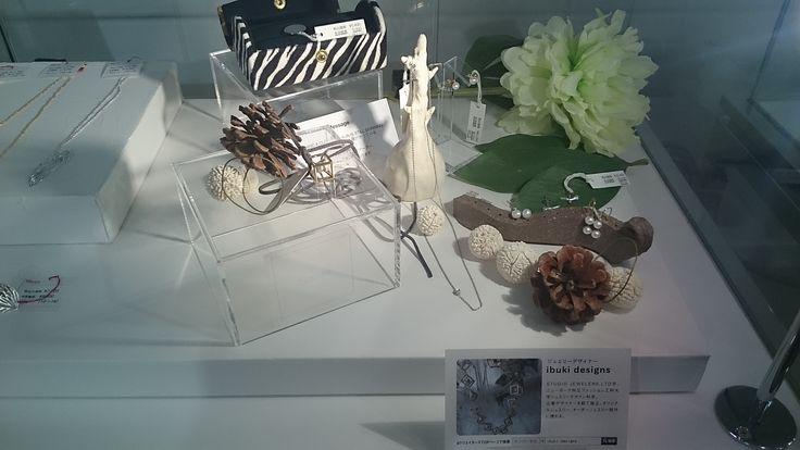 【dクリエイターズ in うめだ阪急 2014/9/24-9/30】 ●クリエイター:ibuki designs http://creators.dmkt-sp.jp/member/goods-list/MI4547NEA5P0