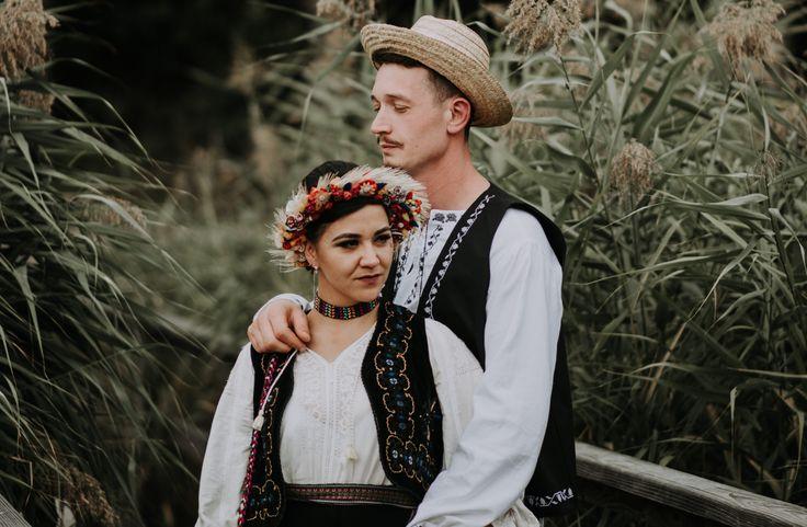 Silvia și Adrian. Nuntă tradițională în Ghighișeni, Bihor