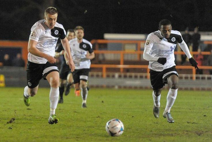 Boreham Wood vs Braintree English National League live soccer