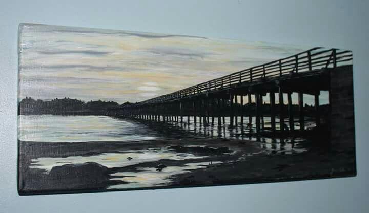 Clontarf bay by Joey Tilley