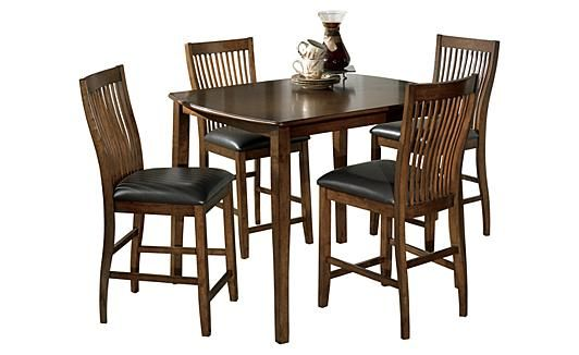 Stuman Dining Room Table With  Chairs