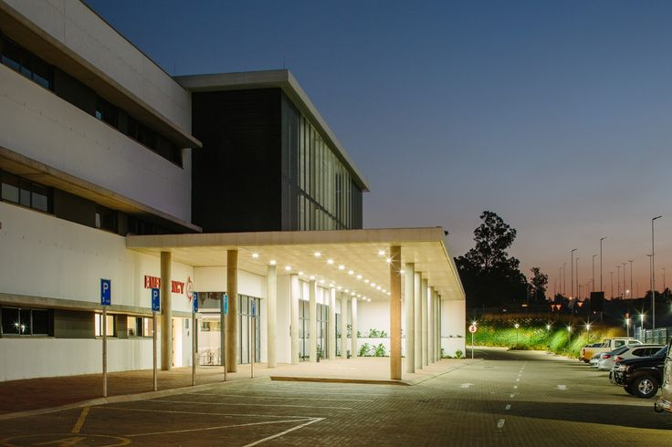 Busamed Modderfontein Private Hospital, South Africa
