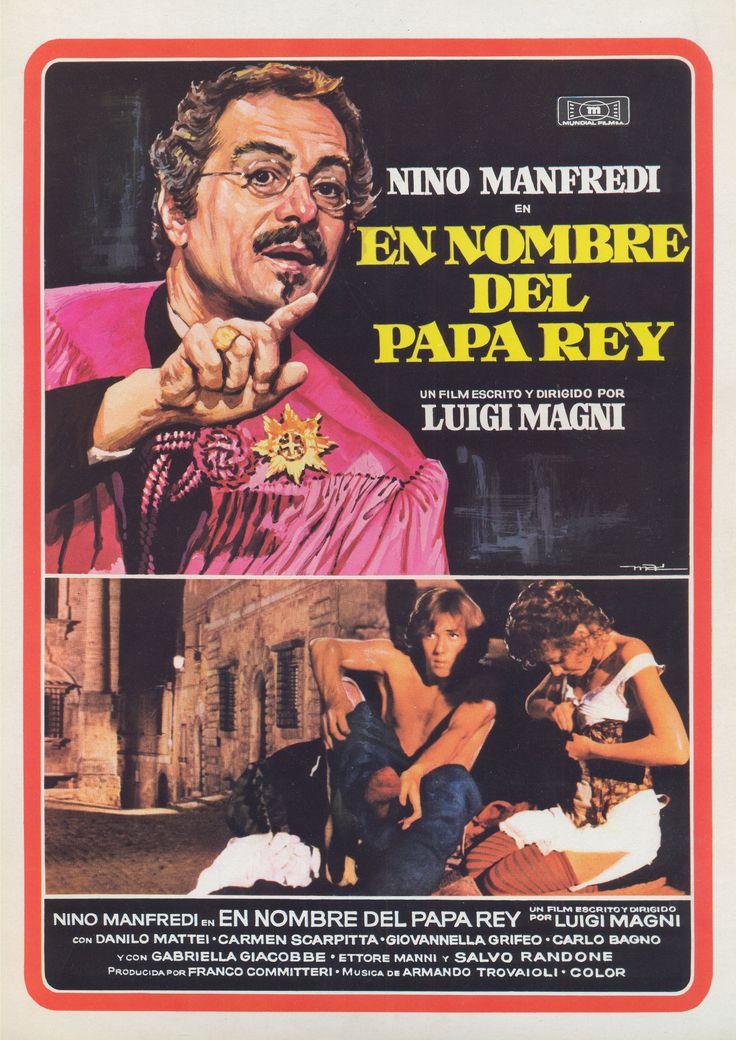 1977 - En nombre del Papa Rey - In nome del papa re