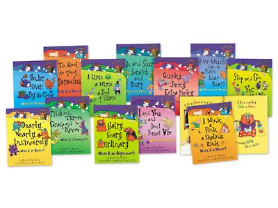 What Is Grammar? Book Set at Lakeshore Learning
