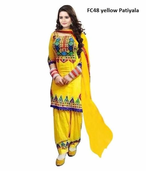 LadyIndia.com #Punjabi Suits, Indian Festivals Salwar Suits Designer Patiyala Punjabi Suit, Salwar Suit, Dress Material,Punjabi Suits, https://ladyindia.com/collections/ethnic-wear/products/indian-festivals-salwar-suits-designs-only-429