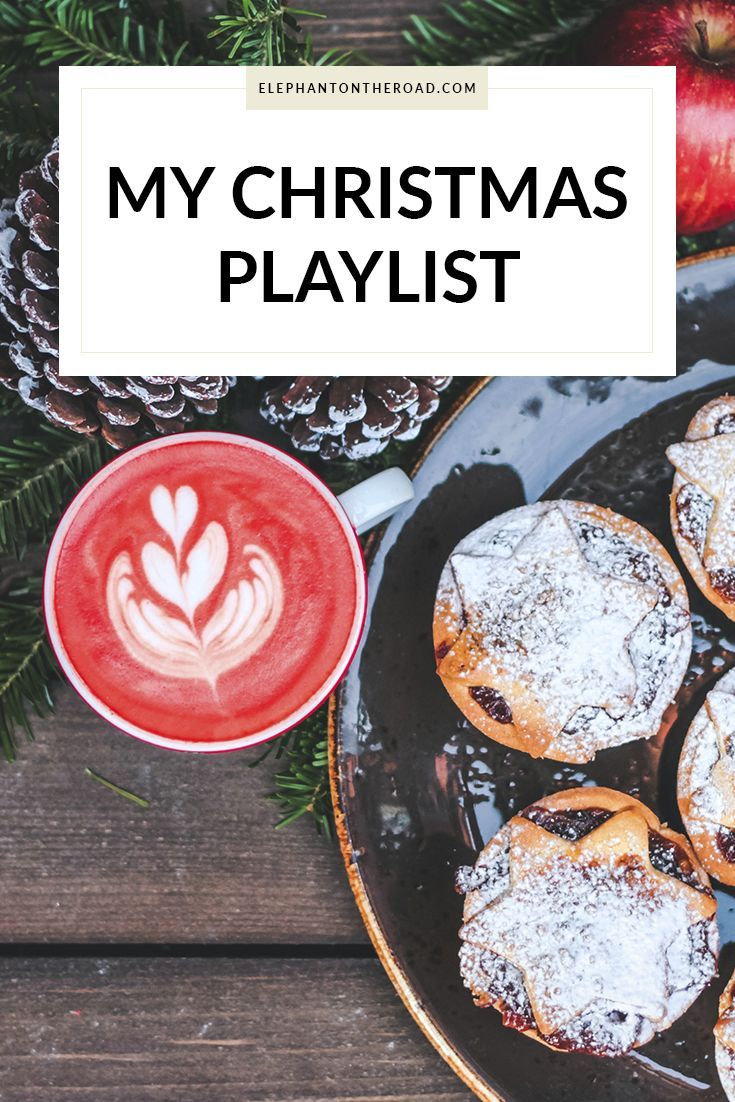 My Christmas Playlist - Spotify and Youtube | Christmas is Coming ...