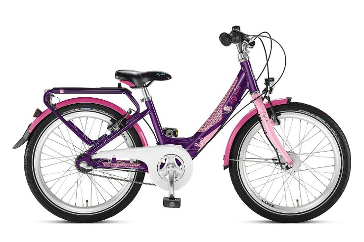 Rower Puky Skyride 20-3 Alu Light fioletowo-różowy