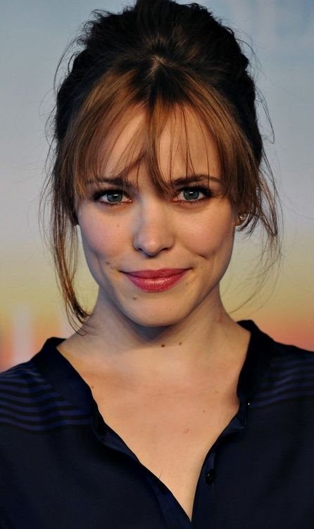 Rachel McAdams. So beautiful!