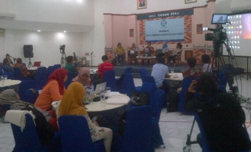 Indeks Kemerdekaan Pers Indonesia Agak Bebas, Riau Terburuk ke-5, Berikut Daftar Lengkapnya