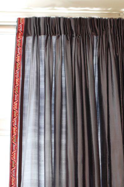 Valance Window Treatments Diy Simple