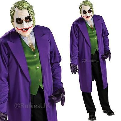 Adults the #joker #fancy dress costume - mens batman dark knight villain #outfit,  View more on the LINK: http://www.zeppy.io/product/gb/2/141690431383/