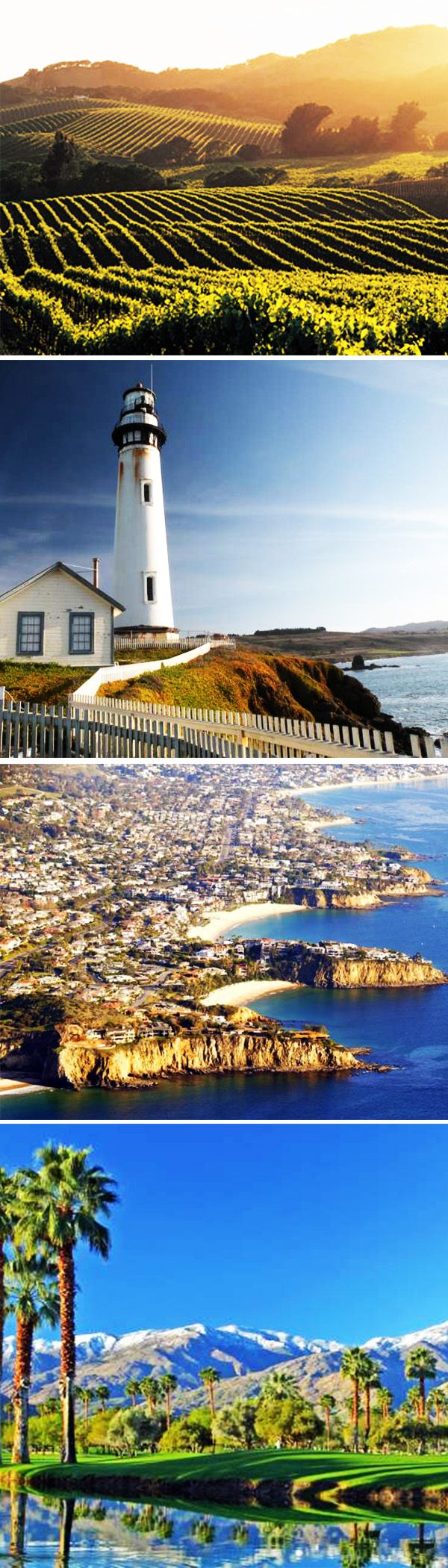 9 Absolutely Stunning Towns in California  - California has plenty of well known places but the big cities aren't the only towns that will catch your eye. These towns will have you wanting to break out of the big city and see the sights!