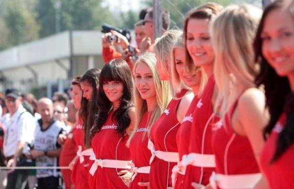 Paddock Girls F1 GP Italia 15