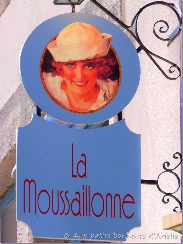 La Moussaillonne Restaurant, Roscoff, France   Aux petits bonheur d'Arielle  ᘡղbᘠ