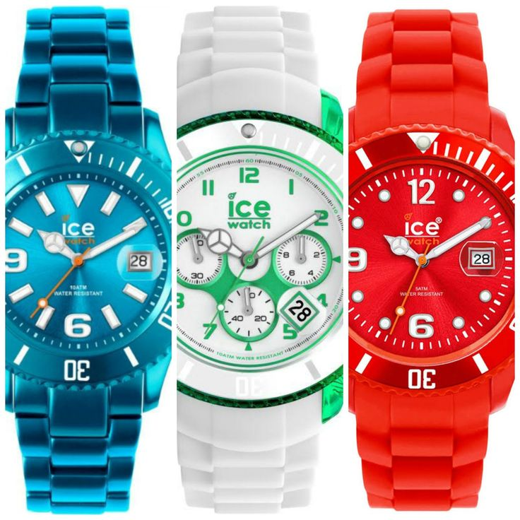 Looking for a colourful watch this summer?  http://www.thewatchblog.co.uk/10-best-ice-watches-my-favourite-summer-brand-colourful-affordable-watches-for-men/