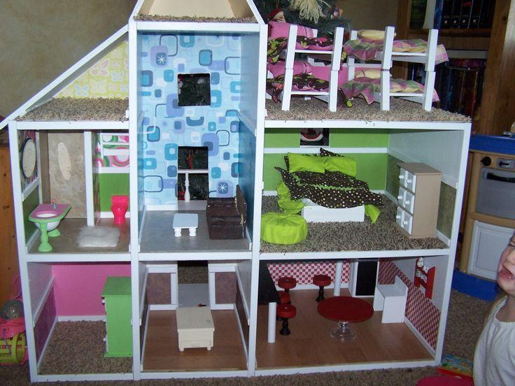 Best 25 Barbie House Ideas On Pinterest Doll Furniture Interior