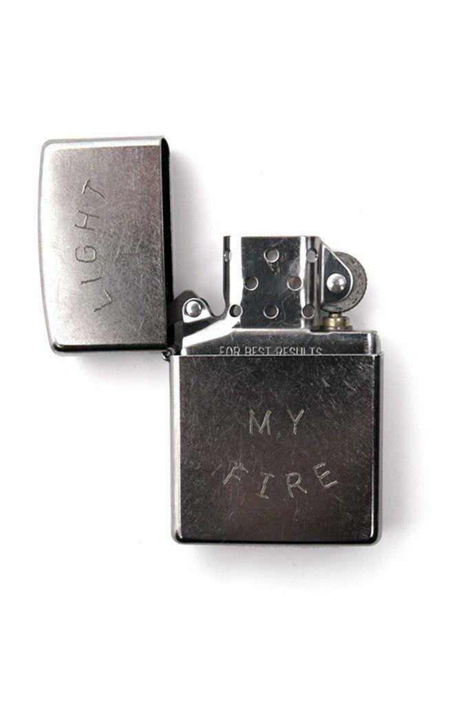 Light My Fire Zippo Silver – Bridge & Burn