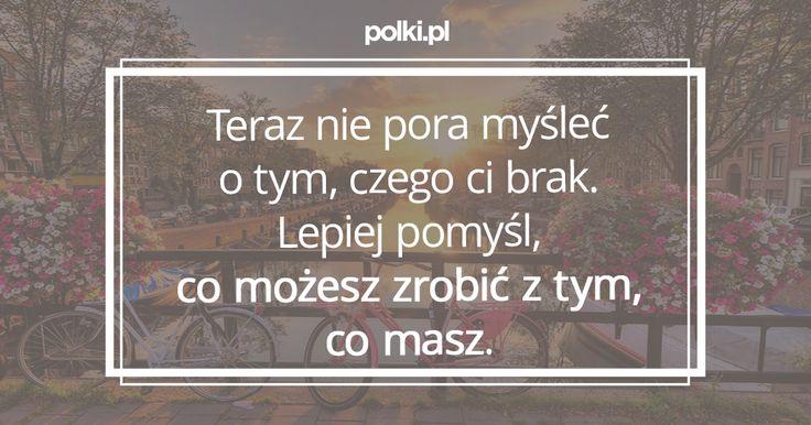 Co możesz zrobić? #polkipl