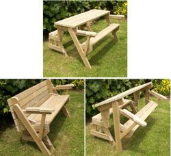 Step 2 Folding Picnic Table Instructions