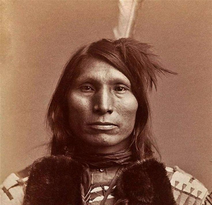 """Good Eagle"" Northern Cheyenne - 1887"