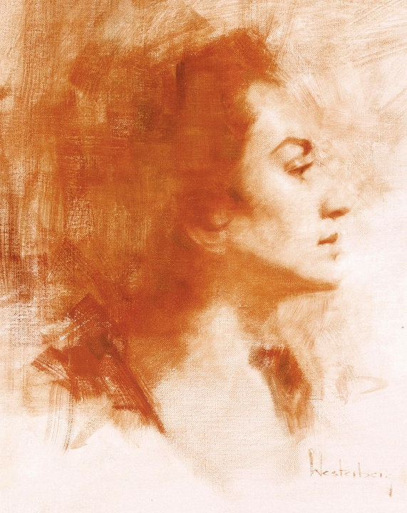 Just one of my favorite forms of art: monochromatic charcoal drawings.    by: aaron westerberg