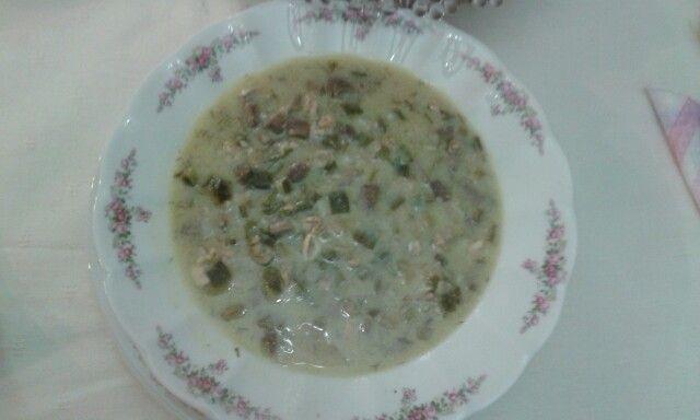 Magiritsa traditional greek soup