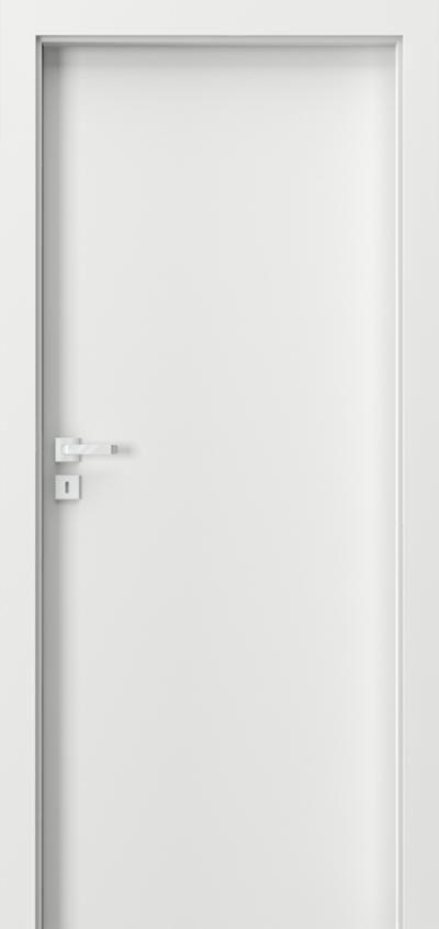 Drzwi wewnętrzne Porta VECTOR Premium T Lakier Premium **** Biały