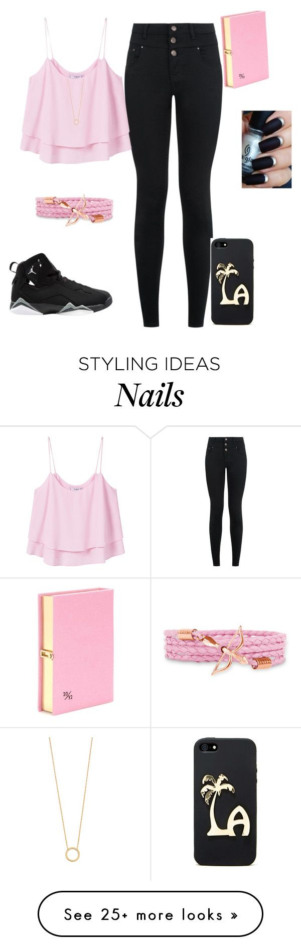 """Hot or nah"" by zabby04 on Polyvore featuring New Look, MANGO, Jennifer Zeuner, Alexia Crawford and Olympia Le-Tan"