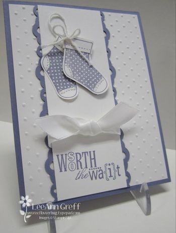 Baby card from Flowerbug's Inkspot