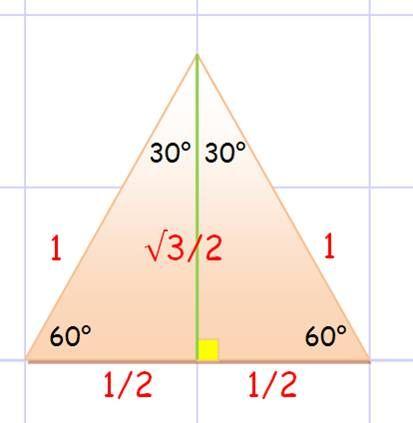 triangle équilatéral