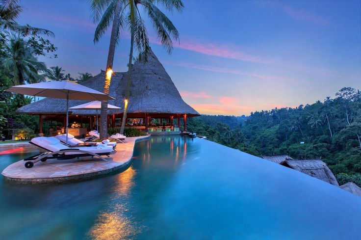 Viceroy Luxury Villas Ubud. Went there for our 25th Wedding Anniversary yay!!