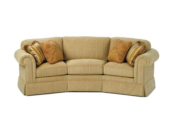 Wesley Hall Living Room Three Cushion Sofa