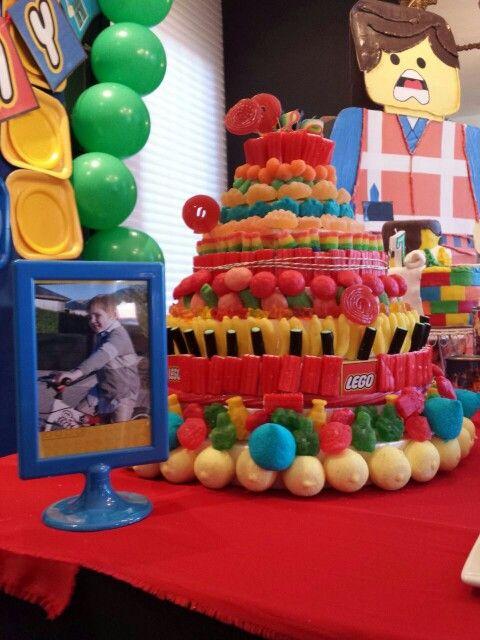 Lego birthday