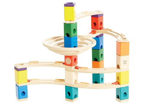 Eco Toys - Hape Quadrilla Whirlpool Marble Run, $134.95…