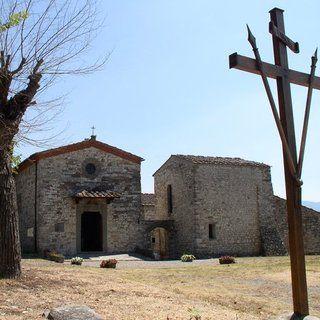 Pieve di San Pietro in Perticaia