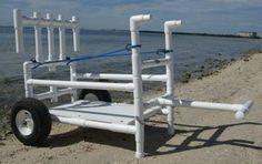 Fishing Cart