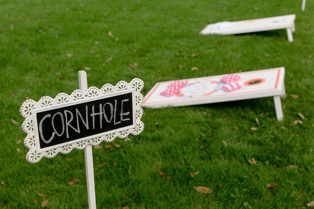 19 Charming Backyard Wedding Ideas For Low-Key Couples | Huffington Post