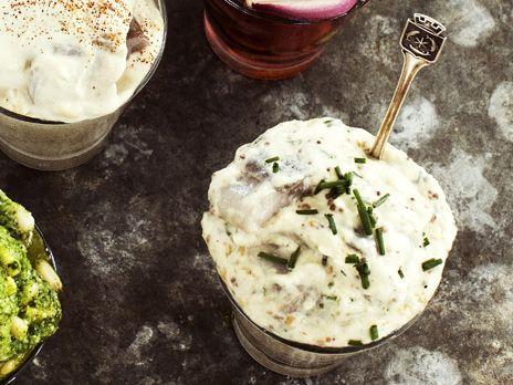 Senaps- och pepparrotssill | Recept.nu