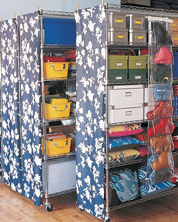 Need this storage! Looks great and totally functional.