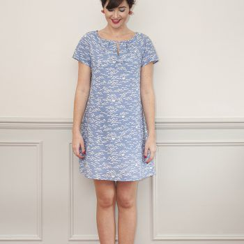 Sew Over It | Lulu Dress Sewing Pattern: Sew Over It Online Fabric Shop