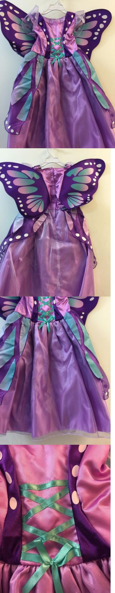 Halloween Costumes Kids: Toddler Girls Purple Butterfly Dress Up Costume BUY IT NOW ONLY: $34.99