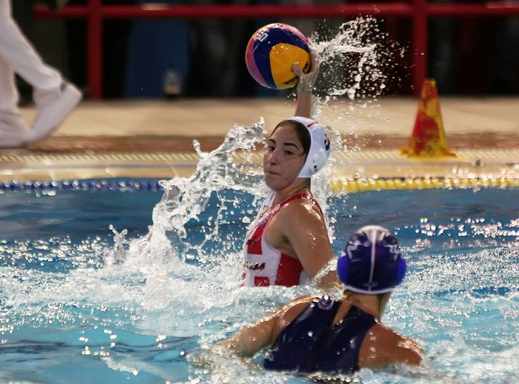 Iσοφάρισε ο Ολυμπιακός #waterpolo #watersports #girlsinsports