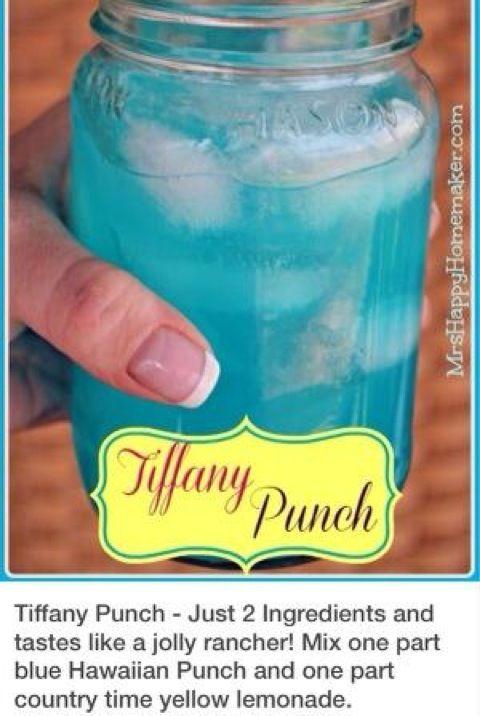 Hawaiian Punch & Lemonade
