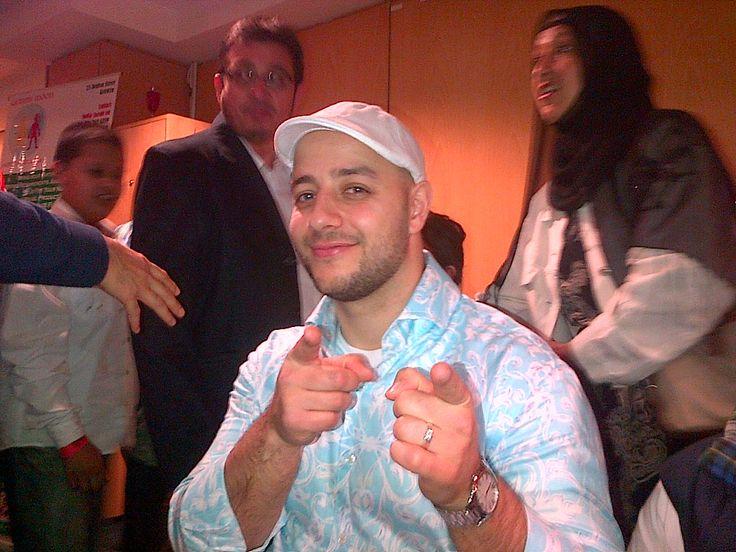 Maher Zain Cape Town Dec 2013