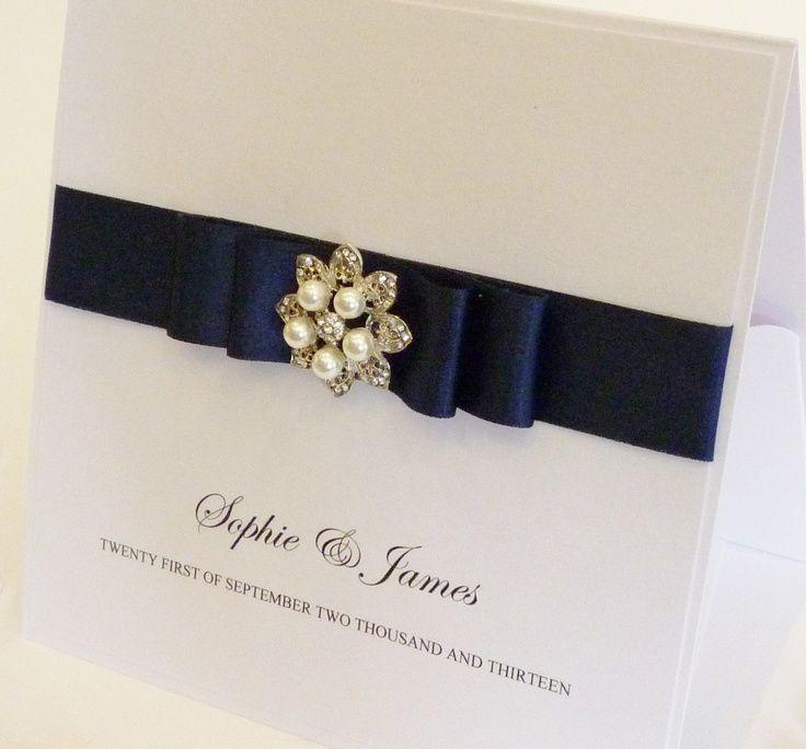Upscale Wedding Invitations   Luxury handmade pocketfold wedding invitation - ...   wedding invitat ...