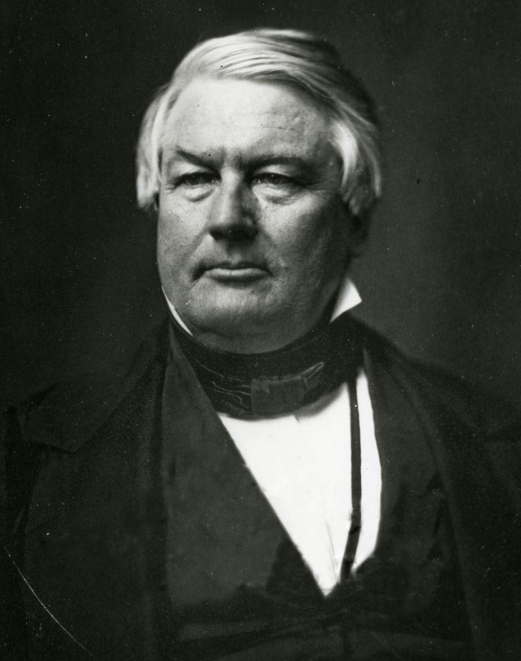 Millard Fillmore - President   (1850-1853)